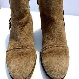 PIKOLINOS Shoes - PIKOLINOS suede Baqueira Tassel ankle bootie 38